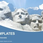 Rushmore National Memorial PowerPoint Templates  (1)