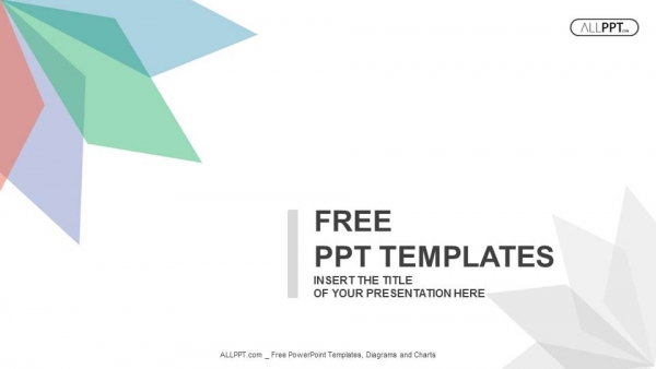 Templates powerpoint pertamini abstract background with leaves of different colors powerpoint templates powerpoint toneelgroepblik