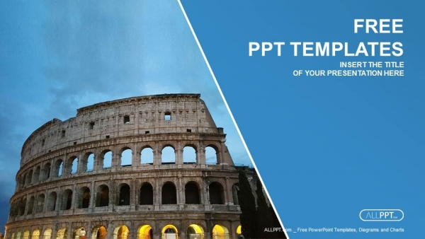 free travel powerpoint templates design, Modern powerpoint