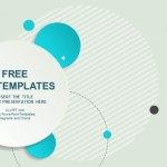 Abstract design circle bubble PowerPoint Templates  (1)