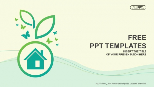 Free powerpoint templates green ppt nature ppt templates ppt templates toneelgroepblik Images