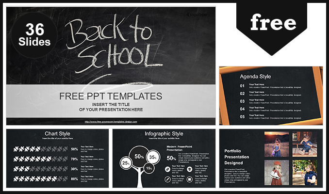 Back to school powerpoint template back to school powerpoint template post toneelgroepblik Gallery