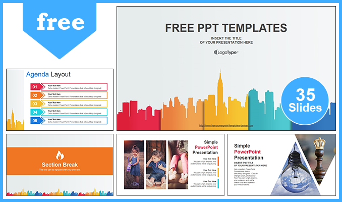 City-Buildings-Business-PowerPoint-Templates-Post
