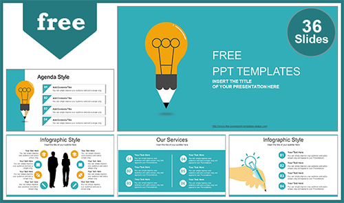 Creative-Idea-Bulb-PowerPoint-Template-list