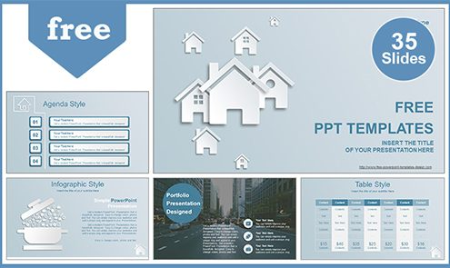 Real Estate Investment Business Sample Powerpoint Slide