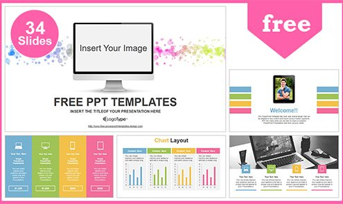Simple-Monitor-PowerPoint-Templates-list