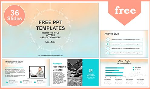 Free PowerPoint Templates  High Quality