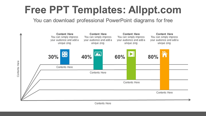 chart powerpoint template