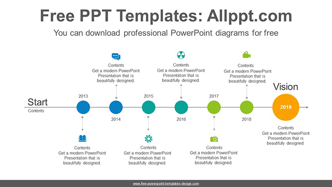 Dot point powerpoint diagram template ccuart Choice Image