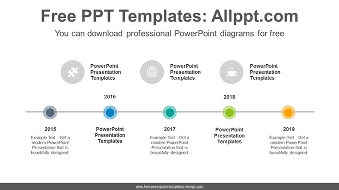 Simple point powerpoint diagram template ccuart Choice Image