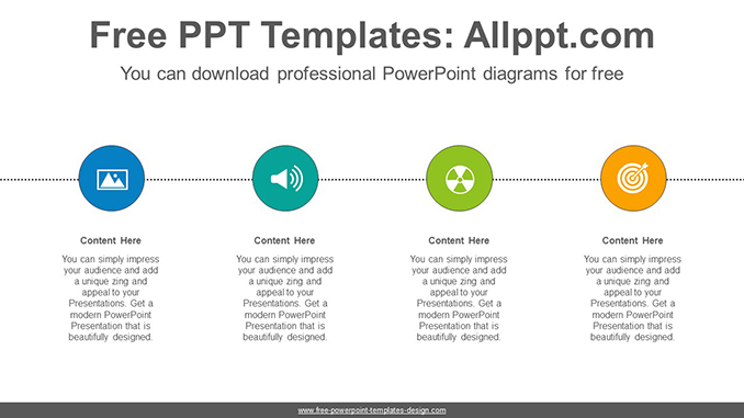 Circle list PowerPoint Diagram Template-post image
