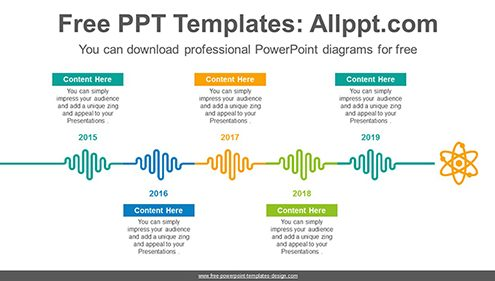 Medical vital signs PowerPoint Diagram Template-list image